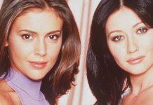 Alyssa Milano y Shannen Doherty