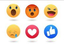 reacciones de WhatsApp