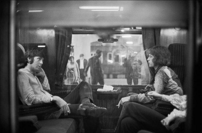 Paul McCartney sobre los Rolling Stones