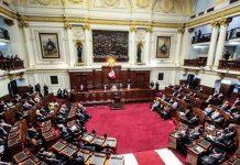 Destitución del presidente Perú