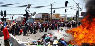 Crisis migratoria Chile