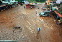 Fuertes lluvias India