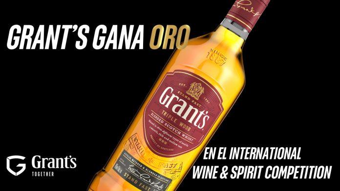 Ganador Oro - Grant's