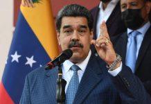 Maduro a Saab