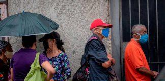 Venezuela, casos covid, 4.800 muertos