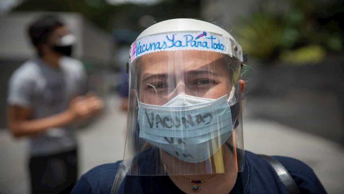 casos en Venezuela