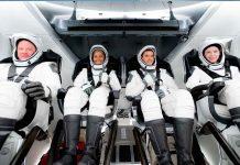 el turismo espacial