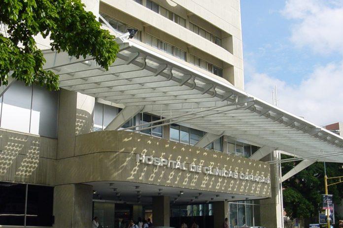Activista de Fundaredes está recluido en el Hospital de Clínicas Caracas por contagio de covid-19