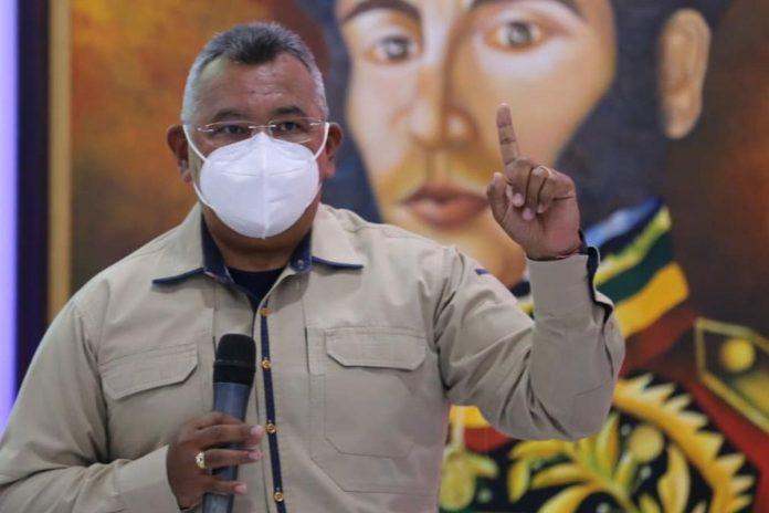 Néstor Reverol: Apagón en Caracas se debió a ataque al sistema eléctrico