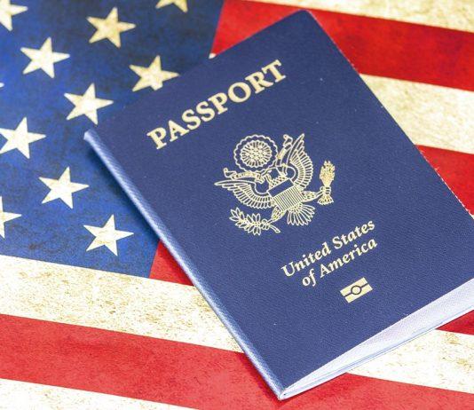pasaporte con el marcador X, El Nacional